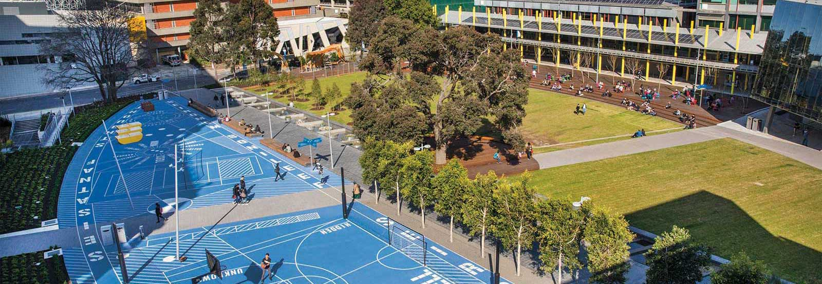 Caulfield Village – <span>Monash University</span>